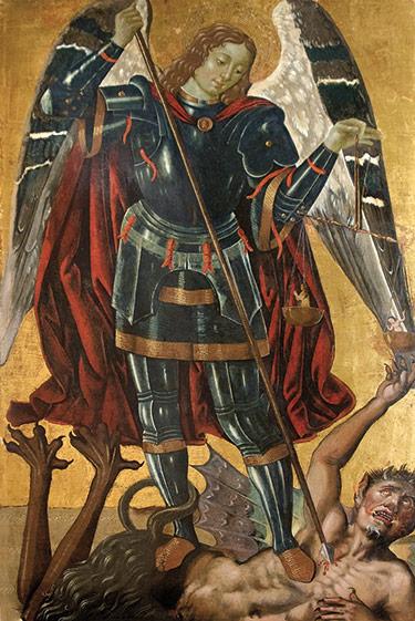 San-Michele-Arcangelo-Cristoforo-Faffeo-complesso-donnaregina